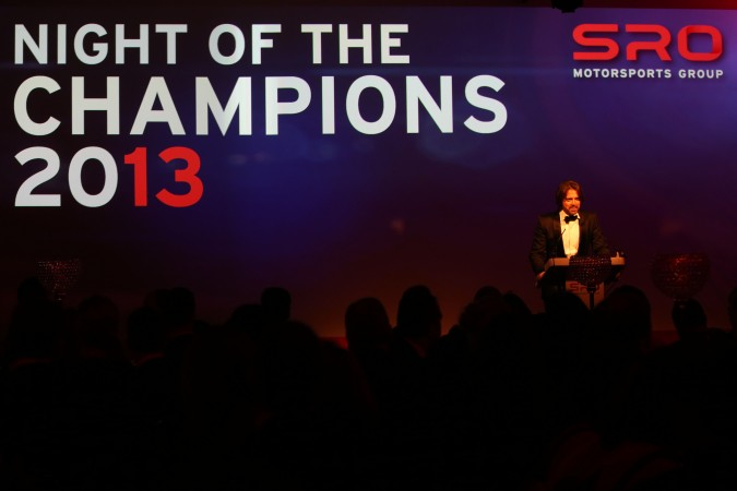 Glittering SRO Awards Evening brings 2013 to a close