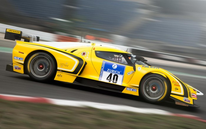 Scuderia Cameron Glickenhaus heads back to the Nurburgring with a new celebrity driver
