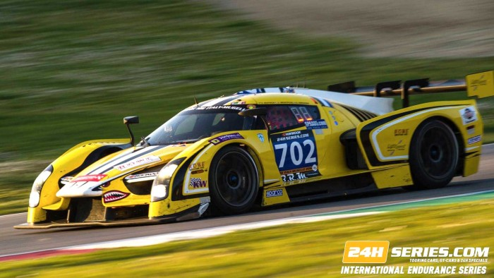 Scuderia Cameron Glickenhaus take away lots of positives from Mugello 12H