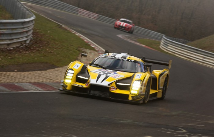 Scuderia Cameron Glickenhaus completes limited but beneficial Nurburgring test day prior to VLN opener