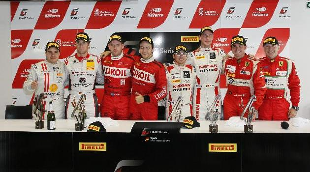 What the drivers said at Navarra!
