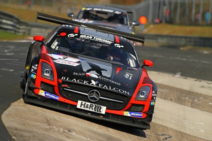 World-class driver line-up to defend Team Black Falcon's colors at the 24 Hours of Nürburgring
