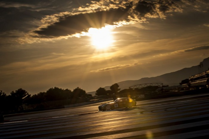 Team Black Falcon secures first Top 10 finish in Blancpain Endurance Series