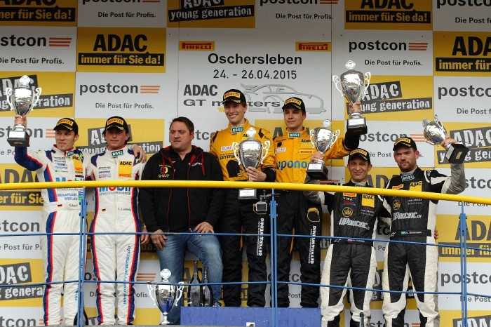 ADAC GT Masters – Strong international TV presence in 2015