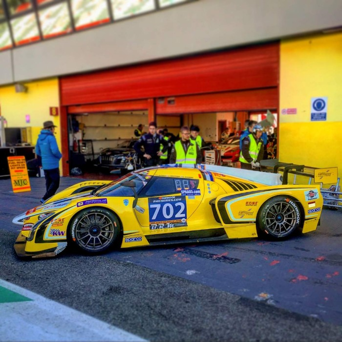 Andreas Simonsen to contest the 12h Mugello (ITA) for Glickenhaus