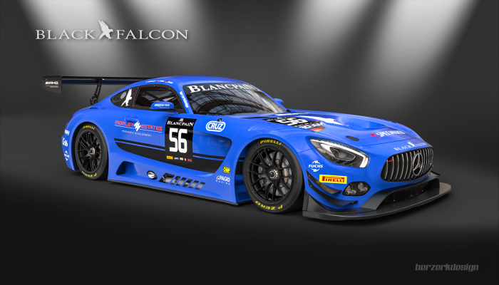 2016 Blancpain GT Series Endurance Cup Round One